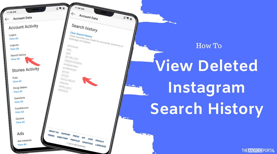 Steps to Clear Instagram Search History | Guide 2019